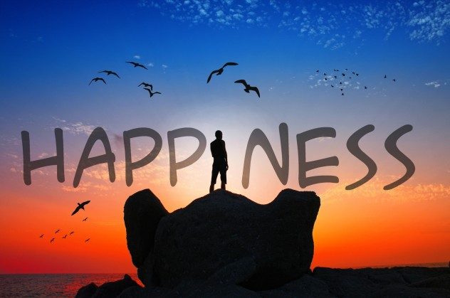 It's Not Hard to be Happy after All! (1 min read)