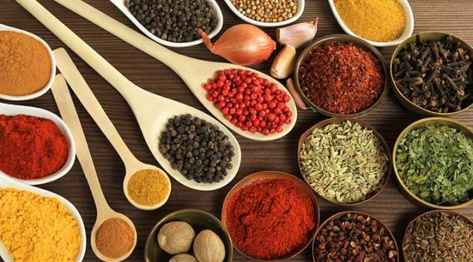 Open Your Spice Cabinet More Often; Achieve Better Health (6 min read)