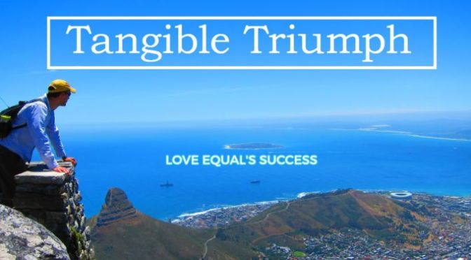 Love Equals Success (1 min read)