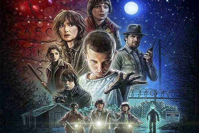 """Stranger Things"" and the Eighties Touch (2 min read)"