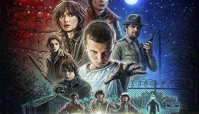 """Stranger Things"" and the Eighties Touch (2 min read)1"