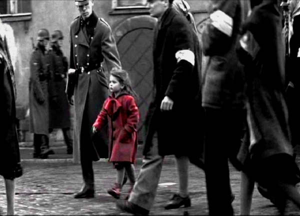 The Girl in Red – Vivid Symbolism in Schindler's List (1 min read)