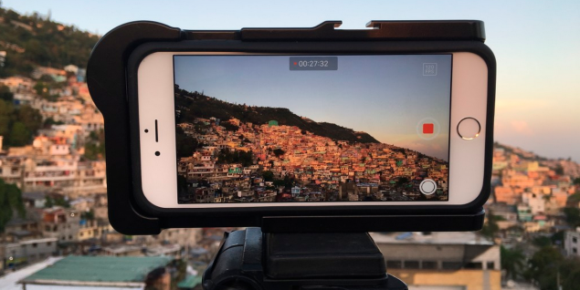 How I Learned to Stop Worrying and Film on my iPhone – Part 1 (3 min read)