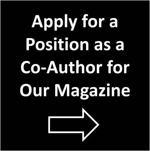 Apply for a Position as a Co-Author for Our Magazine