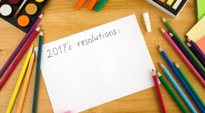 5 Steps to Better and Healthier Resolutions (2 min read)