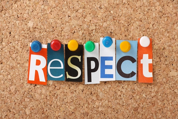What is Respect Nowadays? (1 min read)