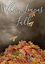 Book Review – When Leaves Fall by C.A.King