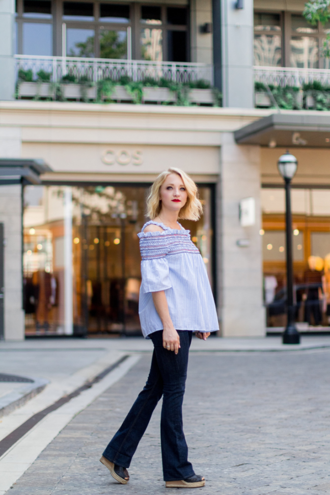 Now Trending: Cold Shoulder Tops (1 min read)