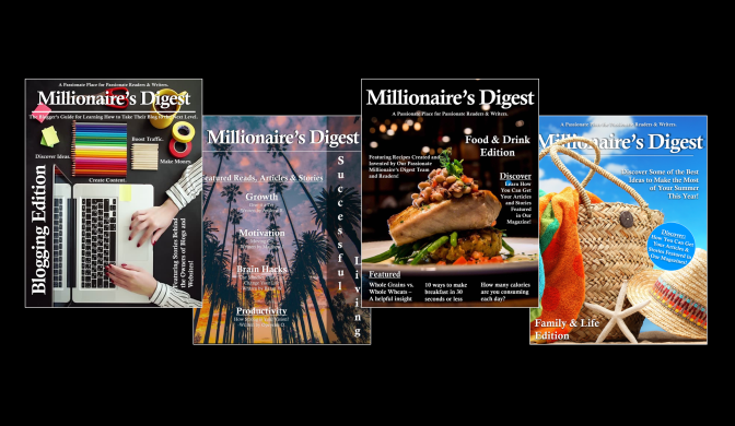 Want to Get Our New Magazine?